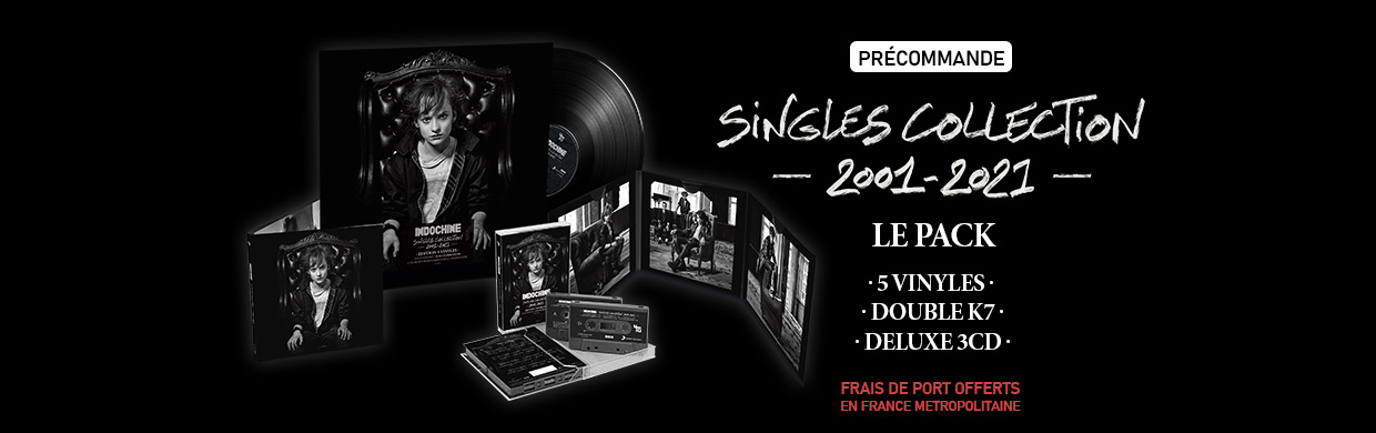 Singles Collection (2001-2021) - Le Pack