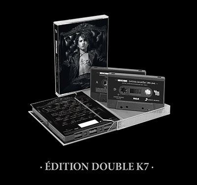 SINGLES COLLECTION 1981-2001 : DOUBLE K7