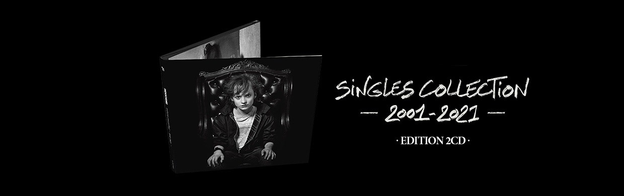 Singles Collection (2001-2021) - Edition 2 CD