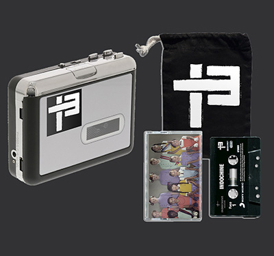 WALKMAN COLLECTOR EXCLUSIF + K7 AUDIO DE L